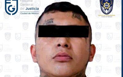 Detienen a presunto feminicida en Venustiano Carranza