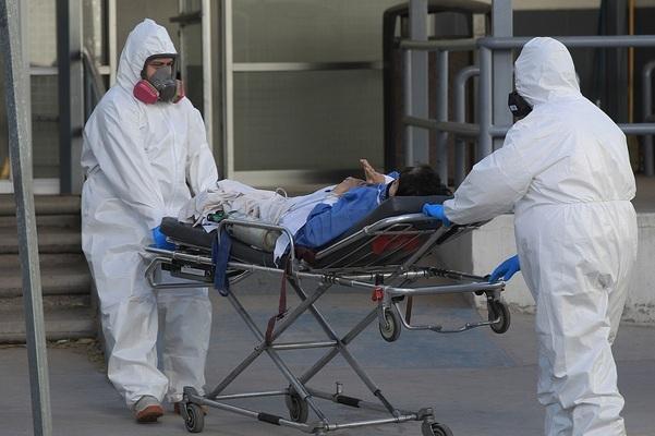 Casos de Covid en Querétaro. Foto: EFE