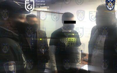 """Dictan prisión preventiva a Diego """"N"""" por intento de feminicidio"""