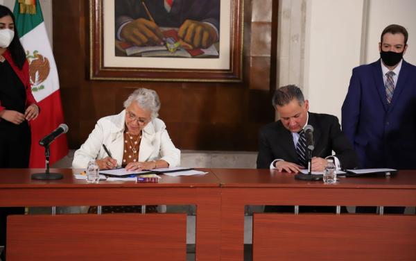 SEGOB Y UIF firman convenio para combatir corrupción