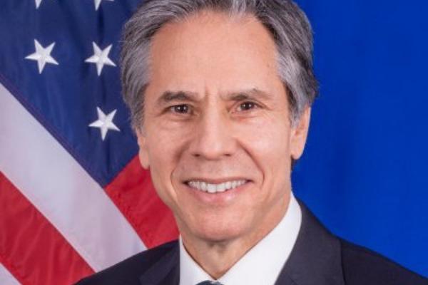 Antony Blinken respalda resolución de la OEA por Nicaragua
