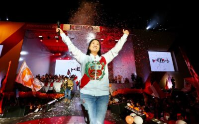Juez en Perú rechazó prisión preventiva para Keiko Fujimori