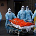E.U.A sobrepasa 600 mil muertes de Covid-19