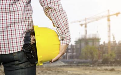 Empresas constructoras cayeron 1.8 % en abril: INEGI