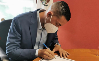 Rogelio Funes Mori ya es mexicano