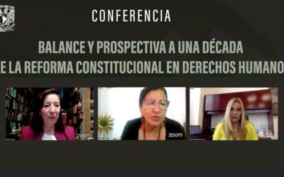Continúan deficiencias en derechos humanos: Nashieli Ramírez
