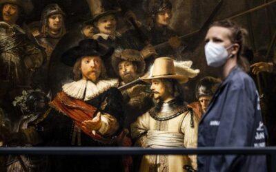 Con tecnología logran reconstrucción de un Rembrandt