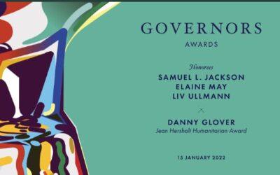 Óscar Honorífico para Samuel L. Jackson, Liv Ullman y Danny Glover