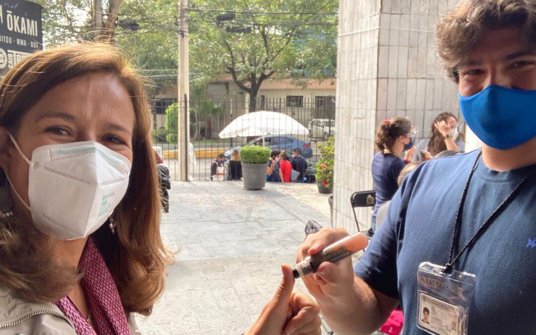 Margarita Zavala se declara ganadora de diputación en CDMX