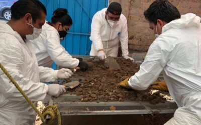 Hallan casi cuatro mil restos de víctimas del «Monstruo de Ecatepec