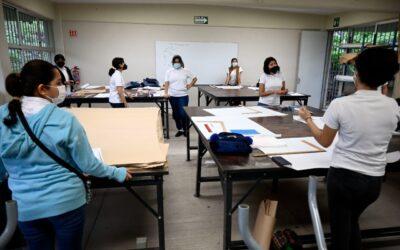 Arranca Programa Piloto de Regreso a Clases en Morelos