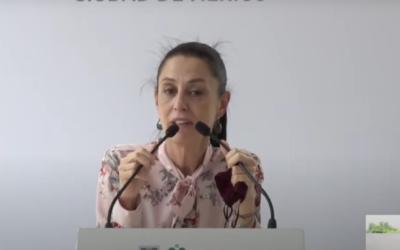 Lo que ganó en la CDMX fue el miedo: Claudia Sheinbaum