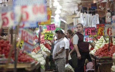 Aumentan los precios al consumidor en mayo: Inegi