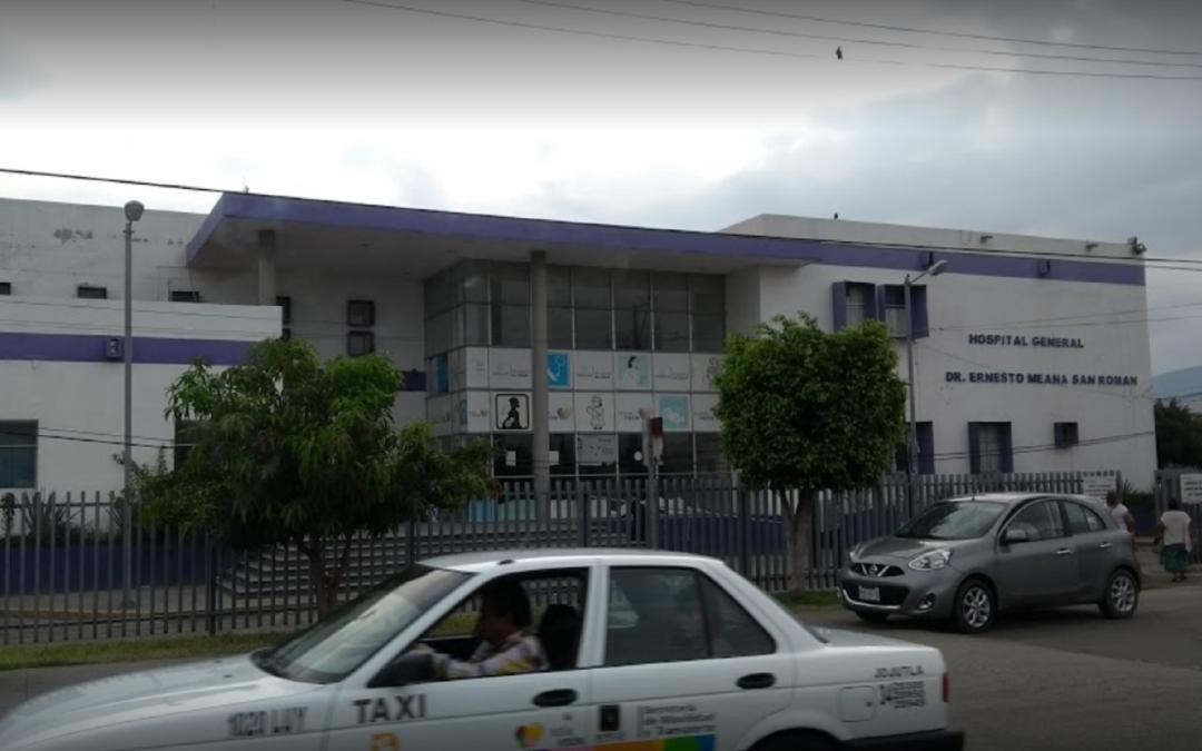 Reanudan consultas en Hospital General de Jojutla, Morelos