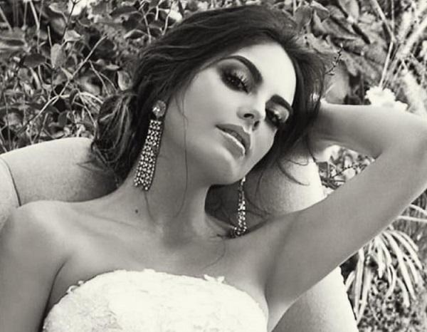 Ximena Navarrete anuncia embarazo