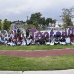 Visitan Iztapalapa estudiantes de origen mexicano