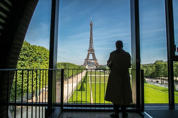 Torre Eiffel Foto: EFE