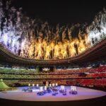 Inaugura Tokio sus Juegos con una ceremonia sencilla