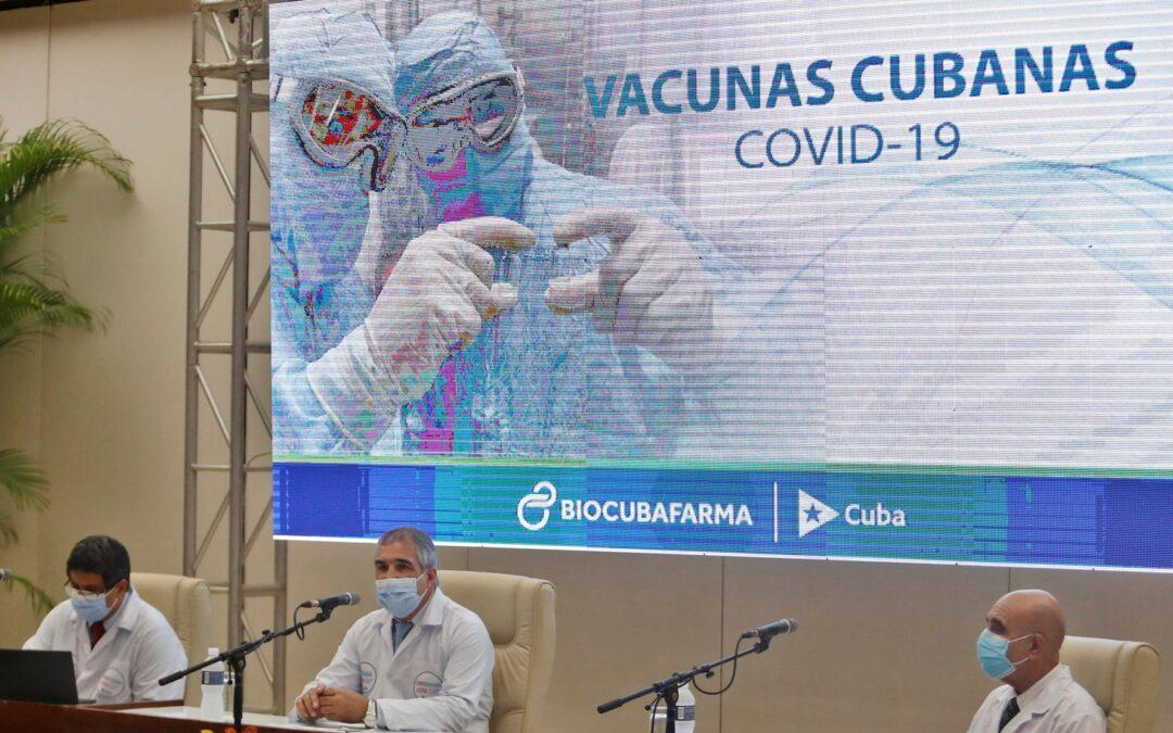 Abdala es autorizada como uso de emergencia en Cuba