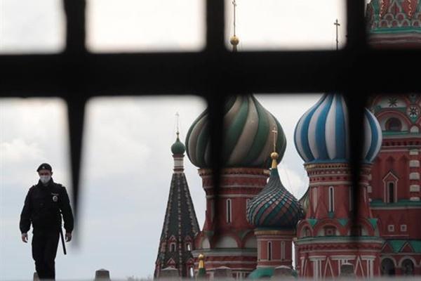 Aumentan los casos de Covid en Rusia. Foto EFE