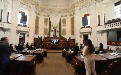 Exhorta Congreso retiro de rejas en parque Francisco Zarco