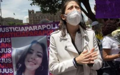 Familiares de Polly Olivares recibieron cuerpo de la joven