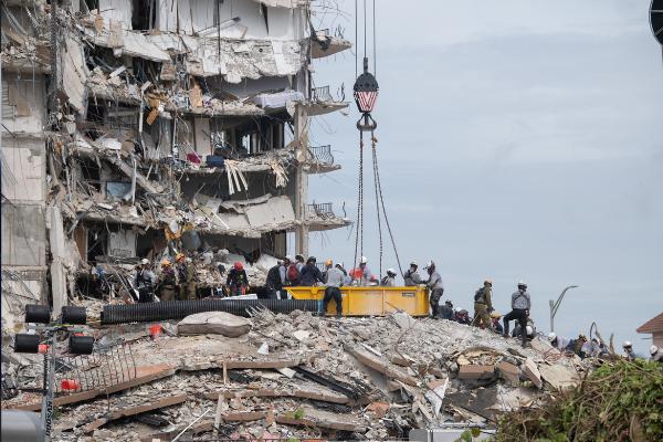 Ross Prieto conocía daños de edificio colapsado en Miami