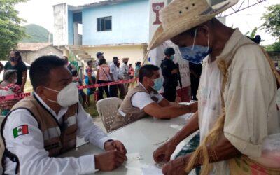 Inicia vacunación a personas de 30 a 39 en Hidalgo
