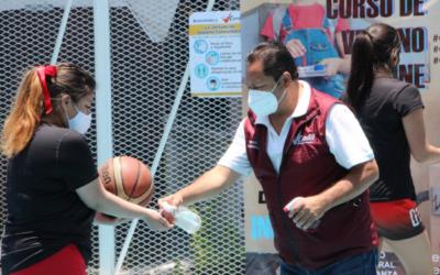 Venustiano Carranza lanza Curso de Verano Online 2021