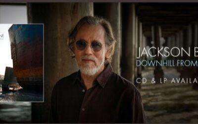Jackson Browne, la voz de una generación con nuevo disco