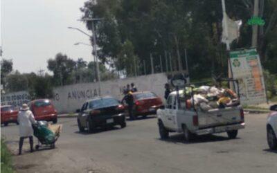 Elementos de la SSC extorsionan a automovilistas en Tláhuac