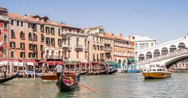 Venecia evita entrar en la lista de Patrimonio en Riesgo