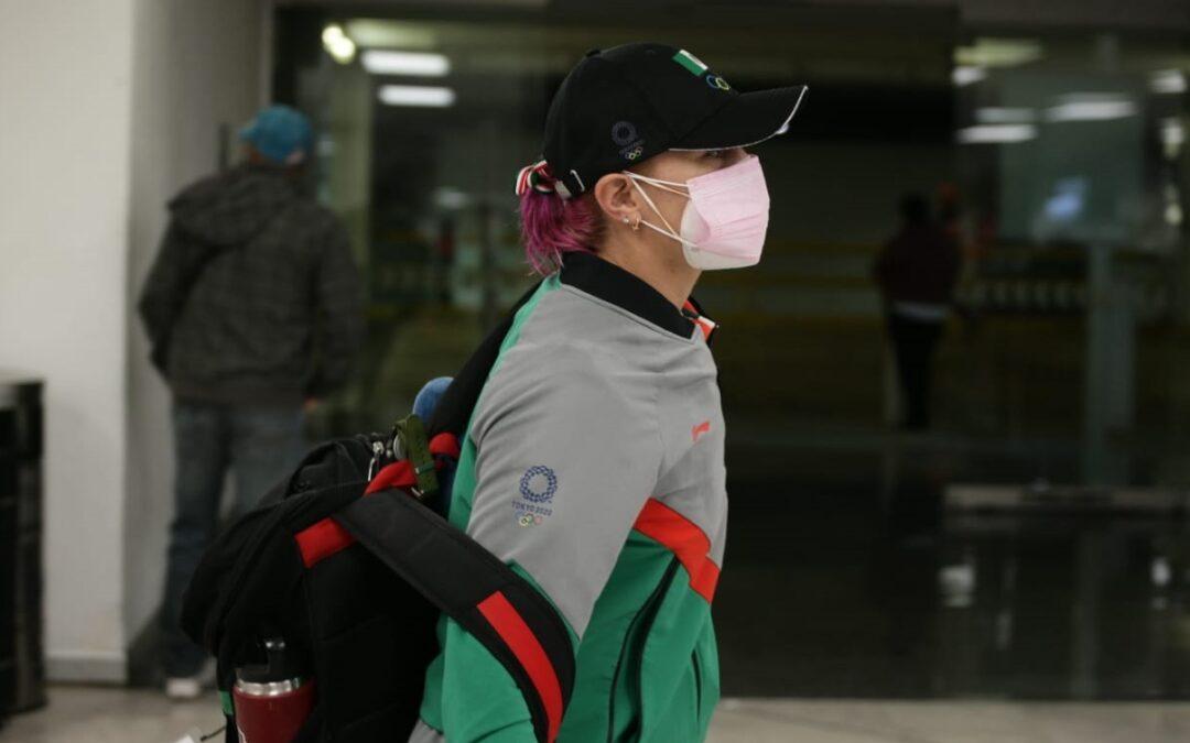 Sigue el traslado de deportistas mexicanos a Tokio