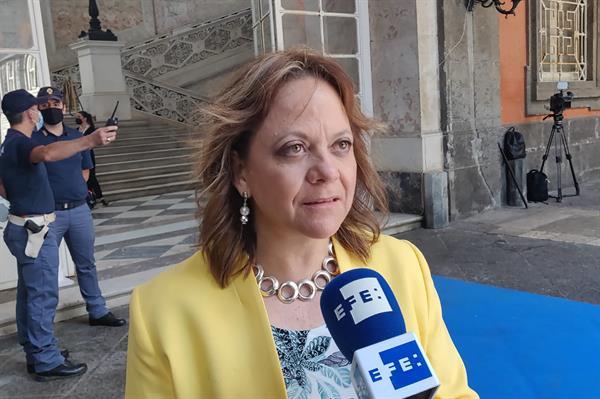 EFE Martha Delgado