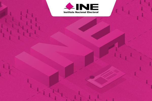 INE: los ciudadanos deber estar al centro de la democracia