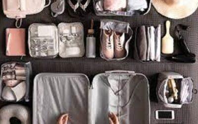¿No sabes cómo empacar todo en tu maleta? ¡Aquí te decimos!