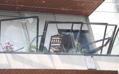 La Fiscalía de la CDMX indaga explosión de edificio
