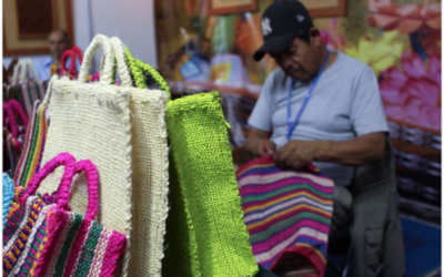 «Las Manos del Mundo» llega al WTC al rescate de artesanos