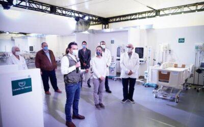 Iniciará funciones CAT Morelos para atención de pacientes Covid