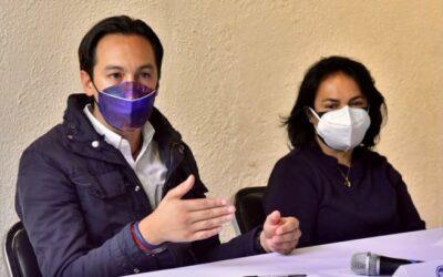 Quieren acorralar a los alcaldes de oposición: Margarita Saldaña