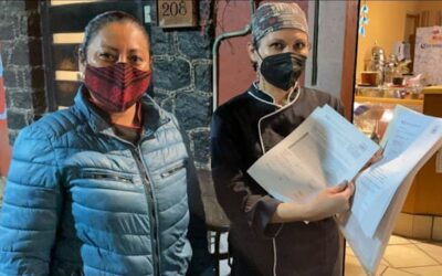 Vigila Canirac protocolo sanitario en restaurantes de Xochimilco