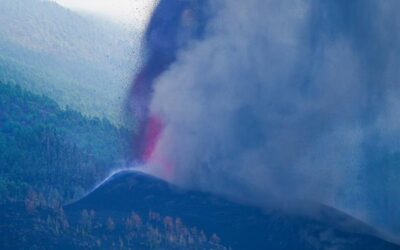 Volcán Cumbre Vieja arrasa con 166 casas en la isla de La Palma