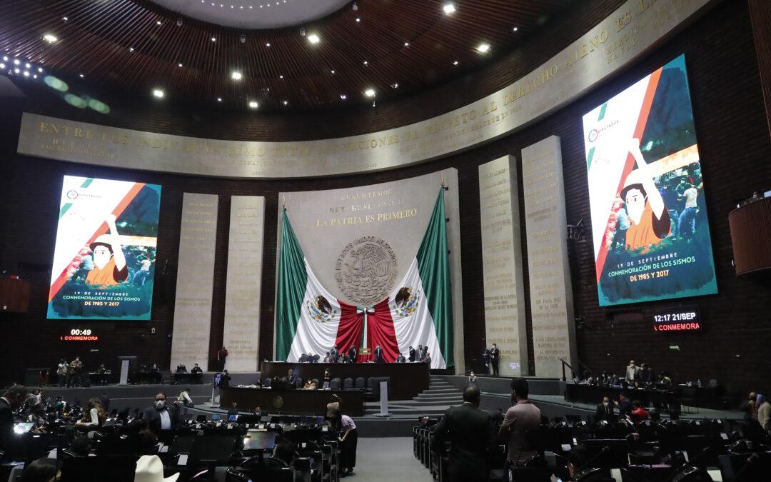 Morena busca presidir 20 comisiones en la Cámara de Diputados