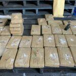 Semar incauta 50 paquetes de clorhidrato de cocaína en Ensenada, B.C.