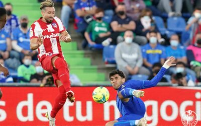 Macías y Herrera titulares en victoria de Atlético sobre Getafe