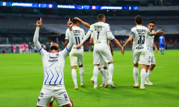 Monterrey cumple y jugará la final de la Concachampions