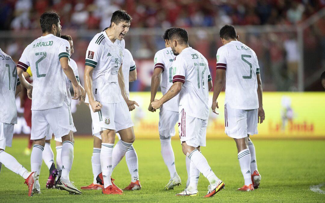 México se mantiene dentro del Top10 de la FIFA