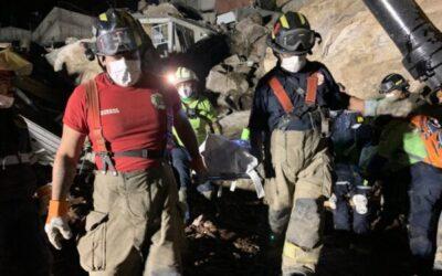 Hallan cuerpos de Paola y Dilan en el Cerro del Chiquihuite