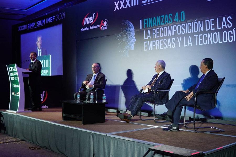 Todo un éxito el XXXIII Simposium organizado por el IMEF CDMX 2021