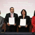 Recibe INEGI certificado en materia de anticorrupción